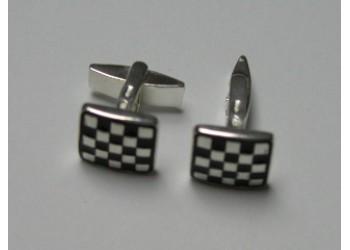 Запонки 2 шахматы (6110021)
