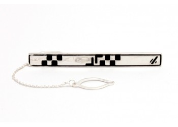 Заколка на галстук 2 эм (6100032)